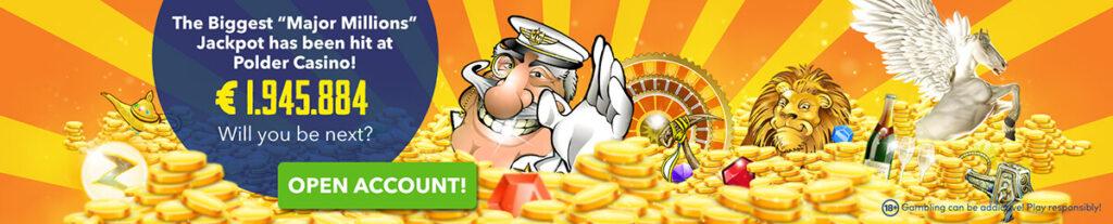 Polder casino toernooien